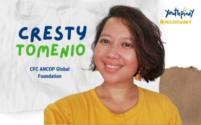 Cresty Tomenio   #YPMissionary