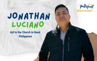 Jonathan Luciano   #YPMissionary