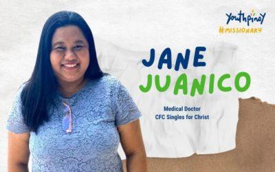 Jane Juanico   #YPMissionary