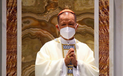 CBCP urges prayers for Cardinal Advincula's recovery from Covid-19