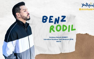 Benz Rodil   #YPMissionary