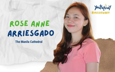 Rose Anne Arriesgado   #YPMissionary