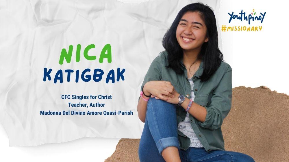 Nica Katigbak   #YPMissionary