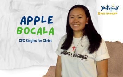 Apple Bocala   #YPMissionary